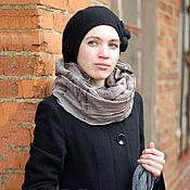 Scarves handmade. Livemaster - original item Tube scarf
