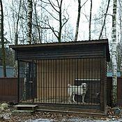 Вольеры ручной работы. Ярмарка Мастеров - ручная работа Вольер для собак по вашим размерам.. Handmade.