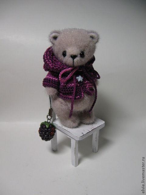 Мишки Тедди ручной работы. Ярмарка Мастеров - ручная работа. Купить Мишка. Handmade. Авторские мишки Тедди, краманный мишка
