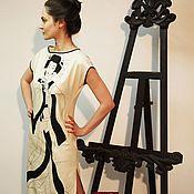 Одежда handmade. Livemaster - original item Women`s dress-KIMONO Geisha. Handmade.
