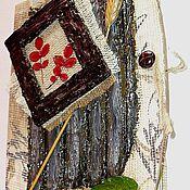 """Канцелярские товары ручной работы. Ярмарка Мастеров - ручная работа Блокнот """"Записки ботаника"""". Handmade."""