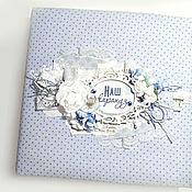 Photo albums handmade. Livemaster - original item Photo album for boy. Handmade.