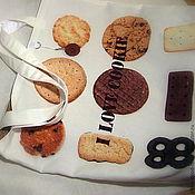 """Сумки и аксессуары ручной работы. Ярмарка Мастеров - ручная работа Сумка """"Chocolate cookies"""" SOLD. Handmade."""