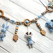 Куклы и игрушки handmade. Livemaster - original item Stretching