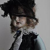 """Куклы и игрушки ручной работы. Ярмарка Мастеров - ручная работа """"Незнакомка"""".... Handmade."""