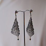 "Украшения handmade. Livemaster - original item Earrings ""Dragonfly"".. Handmade."