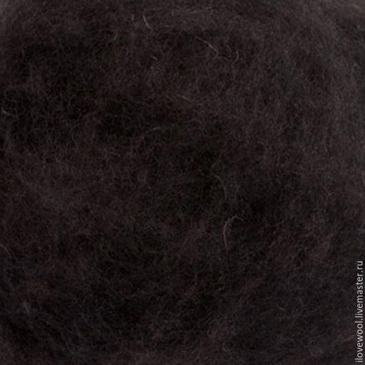 Валяние ручной работы. Ярмарка Мастеров - ручная работа. Купить Шерсть для валяния Кардочес Маори Кофе. Handmade. Материалы для творчества