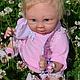 Куклы-младенцы и reborn ручной работы. Заказать мини-реборн Клер. Ирина Мещерякова. Ярмарка Мастеров. Миниатюра, Стеклогранулят
