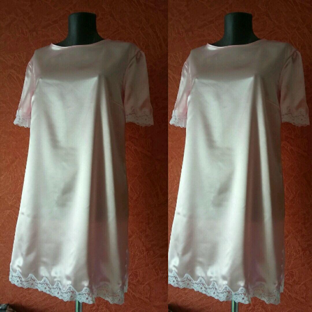 Сшить платье шёлковое 24