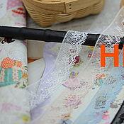 """Материалы для творчества ручной работы. Ярмарка Мастеров - ручная работа Кружево  """"Капрон белое"""" 2см. Handmade."""
