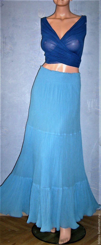 Фото юбок из марлевки