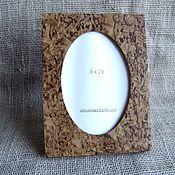 Сувениры и подарки manualidades. Livemaster - hecho a mano Marco de fotos de abedul de carelia 9 x 13. Handmade.
