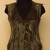 Одежда ручной работы. Ярмарка Мастеров - ручная работа Тёмный лес. Handmade.