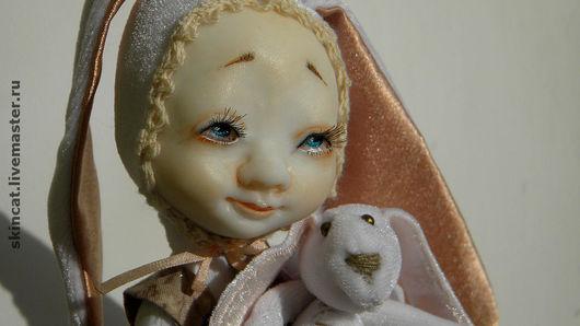 Коллекционные куклы ручной работы. Ярмарка Мастеров - ручная работа. Купить Мальчик. Handmade. Интерьерная кукла, металлическая фурнитура