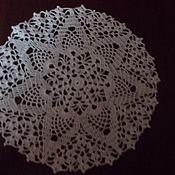 Для дома и интерьера ручной работы. Ярмарка Мастеров - ручная работа маленькая салфеточка. Handmade.