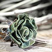 """Украшения ручной работы. Ярмарка Мастеров - ручная работа Кольцо """"Заброшенный лес"""". Handmade."""