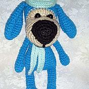 Куклы и игрушки ручной работы. Ярмарка Мастеров - ручная работа Милая собачка. Handmade.