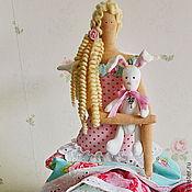Куклы и игрушки ручной работы. Ярмарка Мастеров - ручная работа Фея домашнего уюта. Handmade.