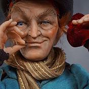 Куклы и пупсы ручной работы. Ярмарка Мастеров - ручная работа Старина Скруджи. Handmade.