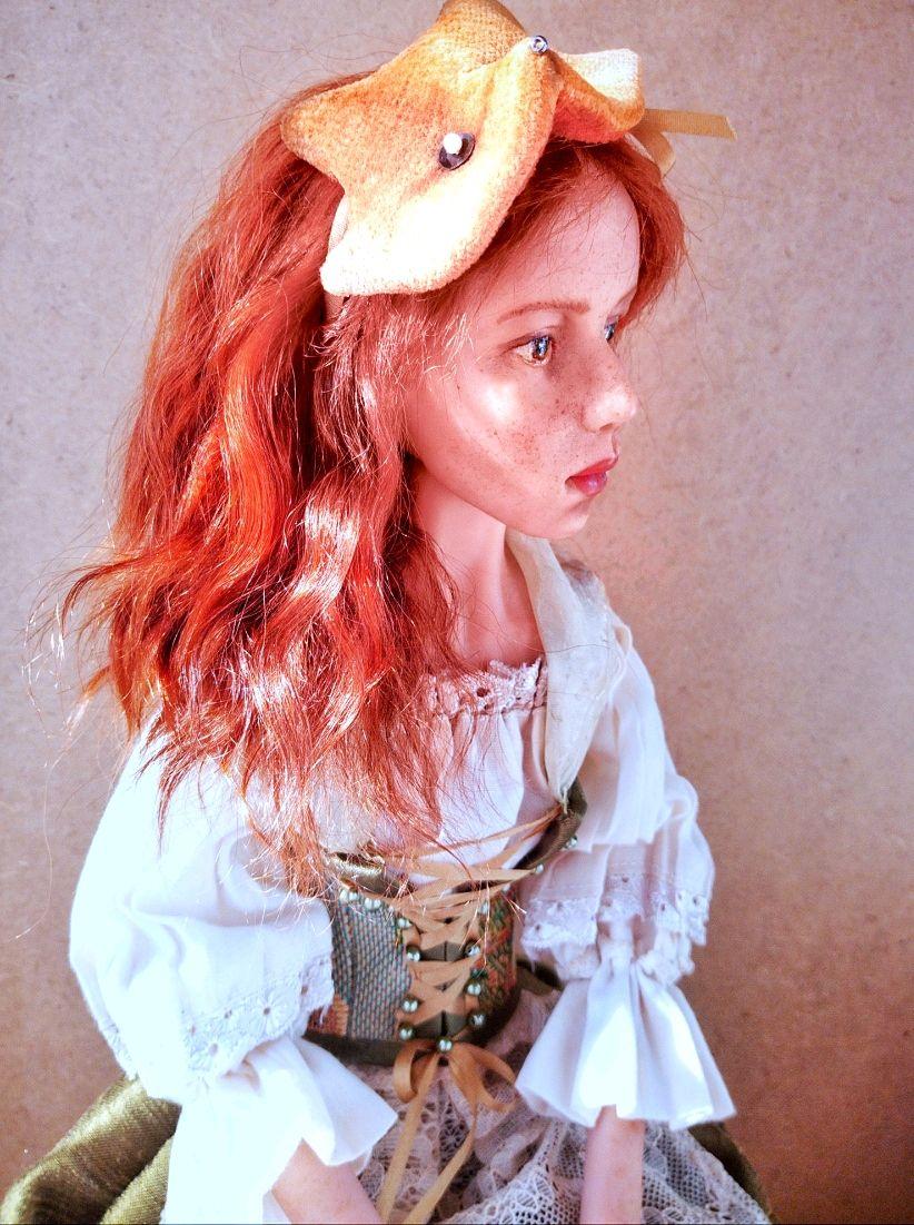 Будуарная кукла- Хлоя, Будуарная кукла, Ростов-на-Дону,  Фото №1