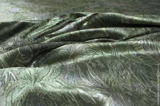 Шитье ручной работы. Ярмарка Мастеров - ручная работа. Купить Жаккард. Handmade. Ткани, модные ткани, шелк, вечернее платье