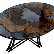 Для дома и интерьера handmade. Livemaster - original item Coffee table