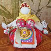 """Фен-шуй и эзотерика handmade. Livemaster - original item Кукла травница кубышка """"Пряная"""" лаванда+роза. Handmade."""