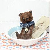 Куклы и игрушки ручной работы. Ярмарка Мастеров - ручная работа ONLY KINGS bear 377. Handmade.