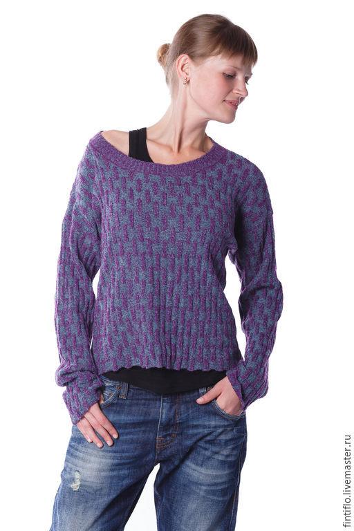 Кофточка в стиле `свитер бойфренда` - ФФ