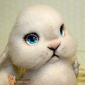 """Куклы и игрушки ручной работы. Ярмарка Мастеров - ручная работа Кролик """"Лили Поттер"""". Handmade."""