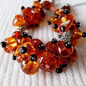 Украшения handmade. Livemaster - original item Amber necklace. Handmade.