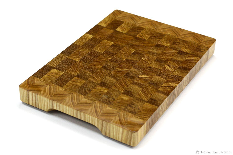 End cutting Board №117, Cutting Boards, Orekhovo-Zuyevo,  Фото №1