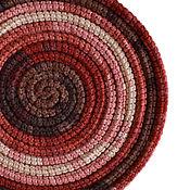 Аксессуары ручной работы. Ярмарка Мастеров - ручная работа Украшение на шею Lasso Confiture вязаный шарф колье бусы. Handmade.