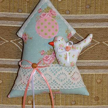 Куклы и игрушки ручной работы. Ярмарка Мастеров - ручная работа Домик тильда. Handmade.