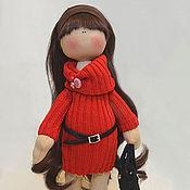 Куклы и игрушки ручной работы. Ярмарка Мастеров - ручная работа Кукла для Кати. Handmade.