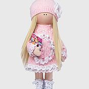 Материалы для творчества handmade. Livemaster - original item sewing kit doll Masha. Handmade.