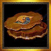 Для дома и интерьера handmade. Livemaster - original item Box Star fish. Handmade.