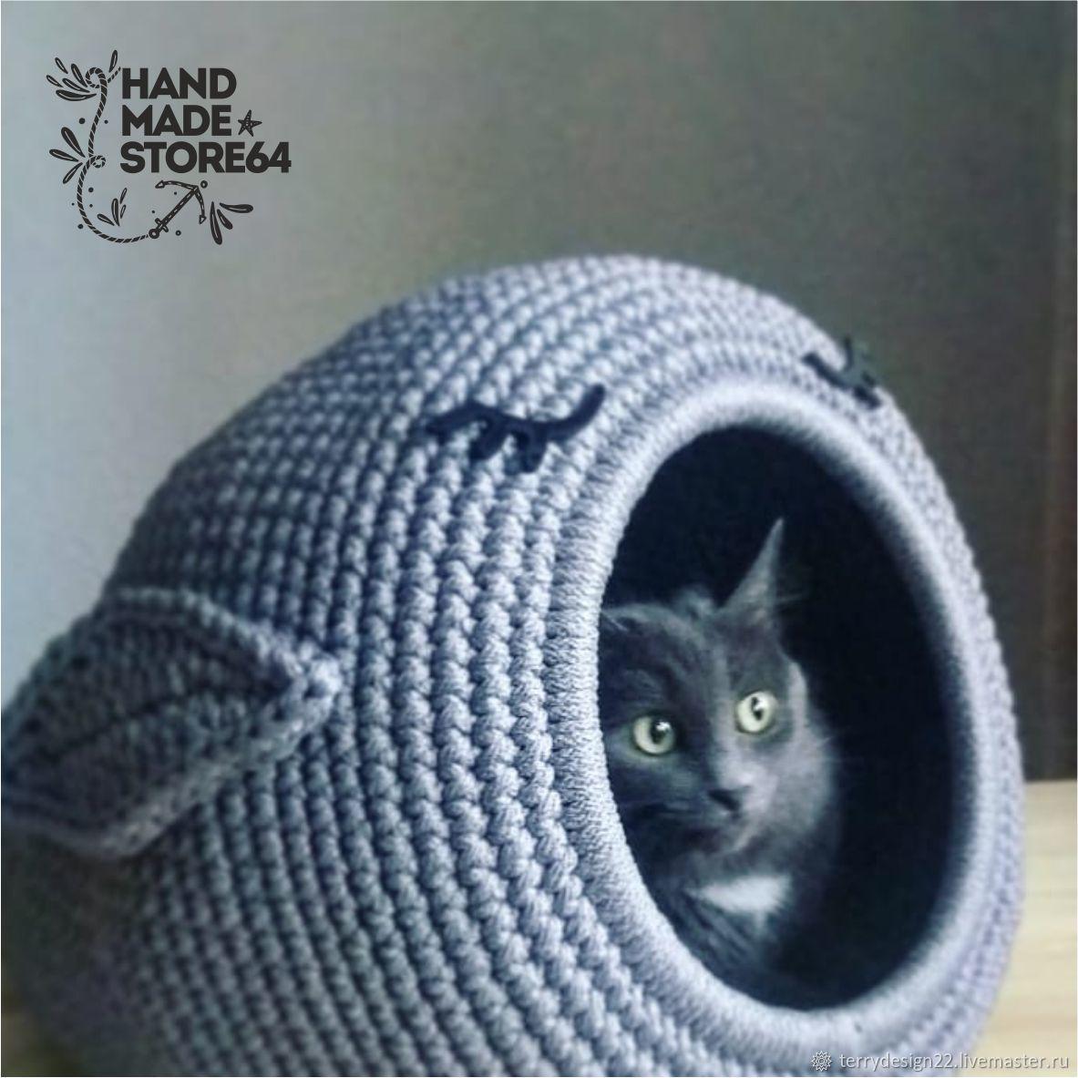 Crochet Your Own Cat Bed – Crochet   1183x1183