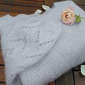 Одежда handmade. Livemaster - original item Jumper: lavender haze. Handmade.