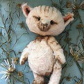 Куклы и игрушки ручной работы. Ярмарка Мастеров - ручная работа Котик Енотик. Handmade.