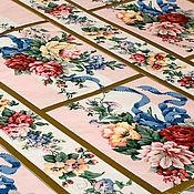 Для дома и интерьера ручной работы. Ярмарка Мастеров - ручная работа Покрывало  Версаль. Handmade.