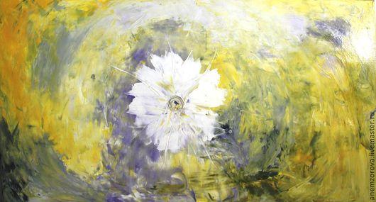 Картины цветов ручной работы. Ярмарка Мастеров - ручная работа. Купить жизнь. Handmade. Масляные краски, Живопись, жизнь, цветы