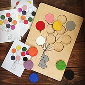 Куклы и игрушки handmade. Livemaster - original item Game