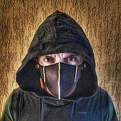 Защитные маски ручной работы. Ярмарка Мастеров - ручная работа Защитные маски: Маска защитная из неопрена. Handmade.