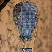 Аксессуары для фотосессии ручной работы. Ярмарка Мастеров - ручная работа Аэростат подвесной (воздушный шар). Handmade.