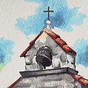"""Картины и панно ручной работы. Ярмарка Мастеров - ручная работа Картина """"Малиновый звон"""". Handmade."""