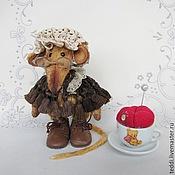 Куклы и игрушки ручной работы. Ярмарка Мастеров - ручная работа Mrs. Hudson. Handmade.