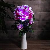 Для дома и интерьера handmade. Livemaster - original item Available!Flower-night light
