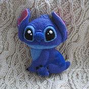 Украшения handmade. Livemaster - original item Felted Stitch wool brooch. Handmade.