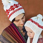 Работы для детей, ручной работы. Ярмарка Мастеров - ручная работа Комплект Коми (мама+дочка). Handmade.